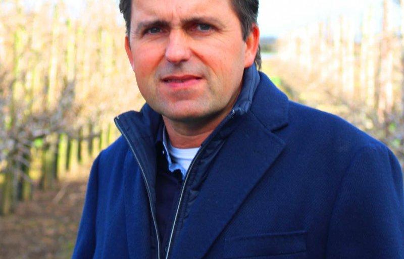 NFO-voorzitter Gerard van den Anker