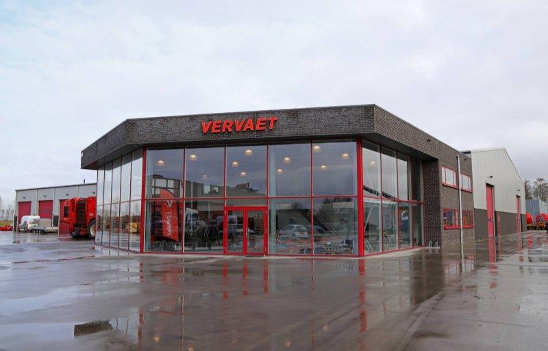 In 2012 werden een showroom en een onderdelencentrum gebouwd.