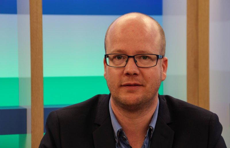Auke Jan Veenstra, specialist Energie en Klimaat bij LTO Nederland.