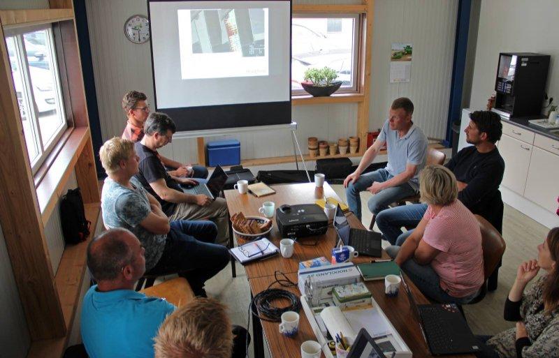 De expertgroep kwam vorige week bij elkaar.