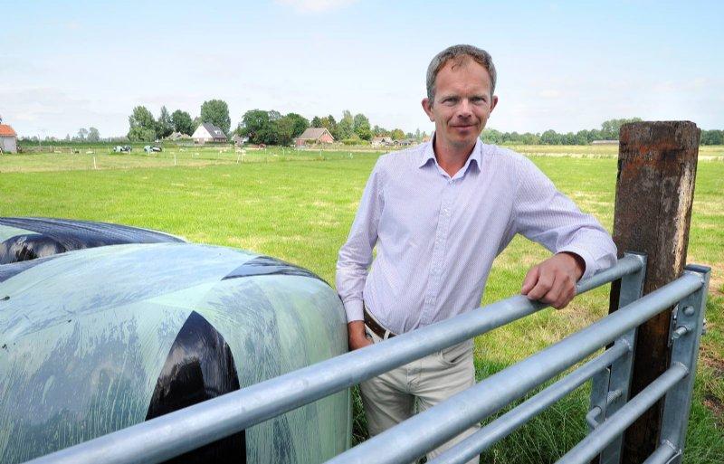 Dirk Johan Feenstra van Projecten LTO Noord.