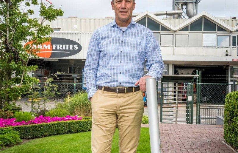 Gijs Muilenburg, financieel directeur Farm Frites