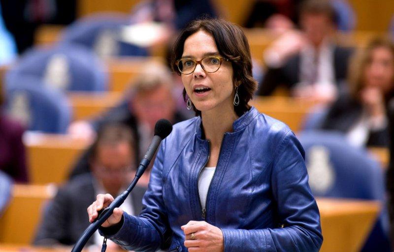 Carla Dik-Faber van de ChristenUnie.