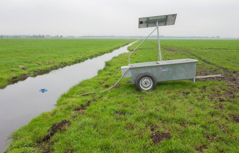 De waterkwaliteit verbeteren is het uitgangspunt in Polderkennis op Peil.