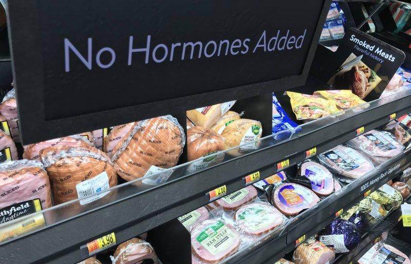Een specifieke groep consumenten in de VS wil geen hormonen in vlees. In de melkproductie is het vrijwel verdwenen.