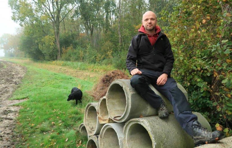 Jacques van Dongen ziet nieuwe kansen in het natuurplan.