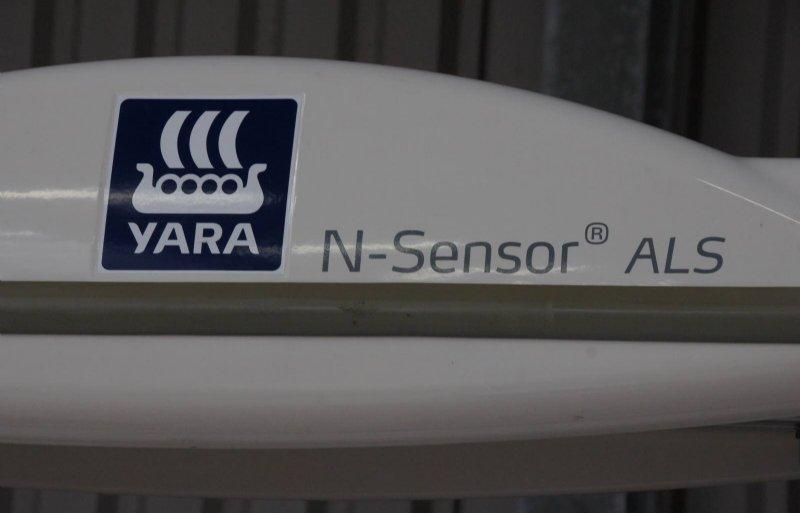 De Yara N-Sensor is in meer dan tien jaar ruim duizend keer verkocht.
