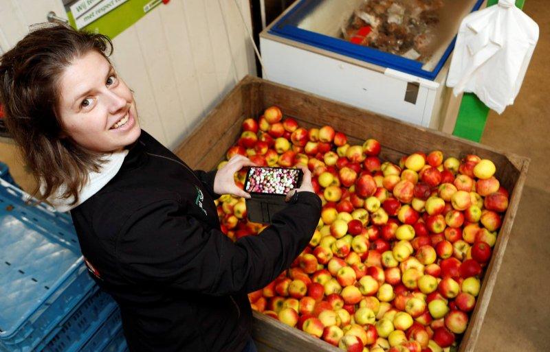 Roy en Nicole Smits werken aan meer naamsbekendheid van hun fruithal.