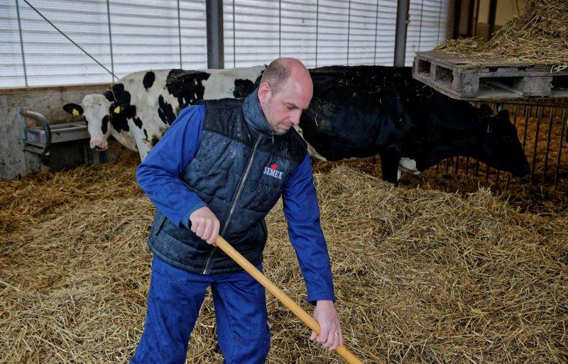 Dennis Smit: 'Ze jagen de boeren de polder uit.'