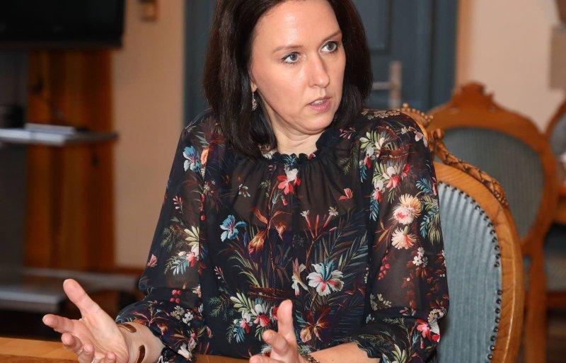 Milieugedeputeerde Anita Pijpelink, PvdA.