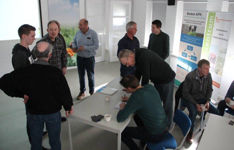 Op een bijeenkomst in Valthermond hebben zich afgelopen dinsdag telers aangemeld voor het nieuwe project.