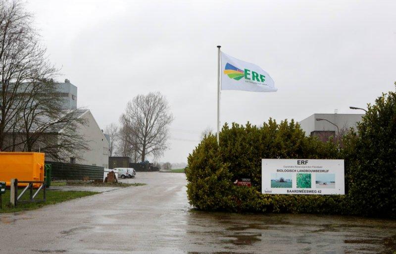 ERF opereert vanuit Lelystad en Zeewolde.