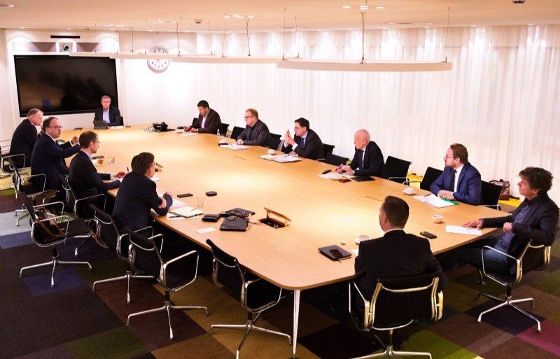 De Sociaal-Economische Raad (SER) hield deze week crisisoverleg met de sociale partners.