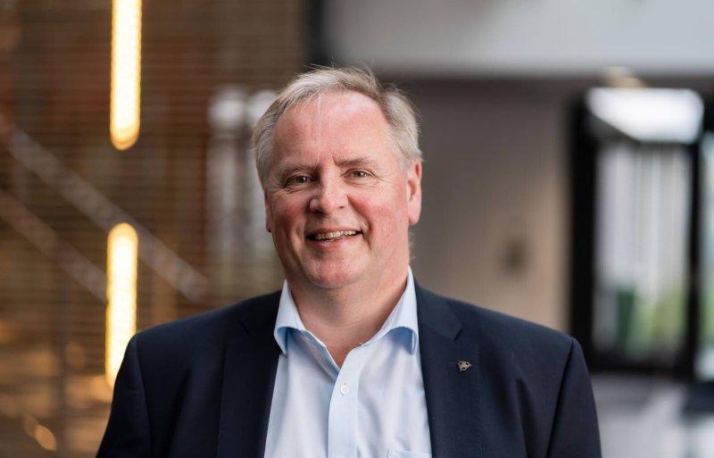 Ronald Lotgerink, CEO van Vion