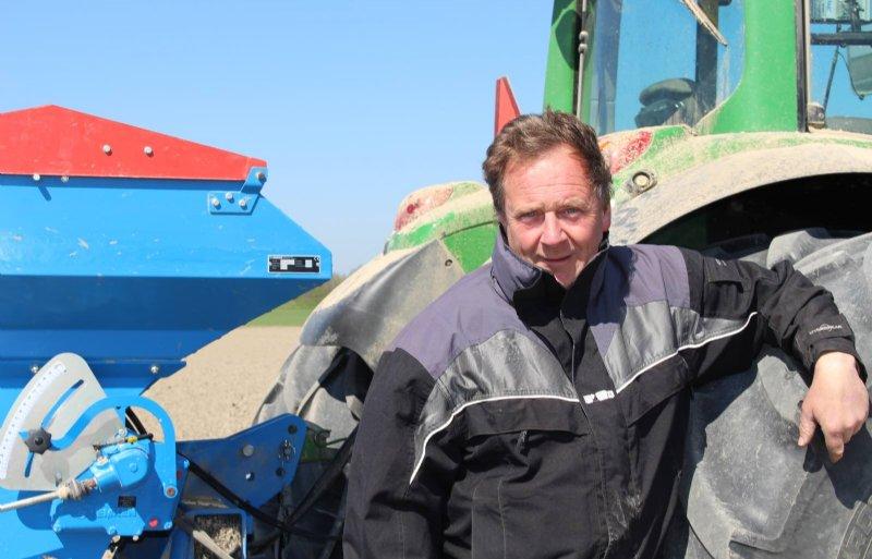 Michael Schippers is de algemene regelaar.