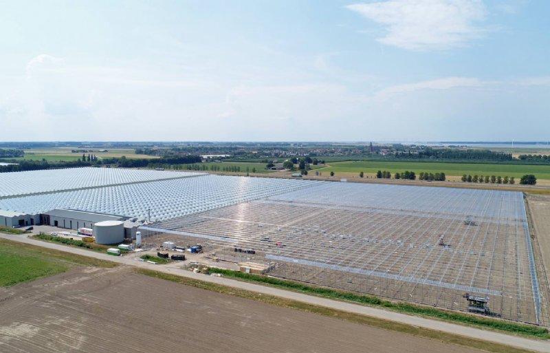 De kwekerij breidde in 2018 uit met 6 hectare.
