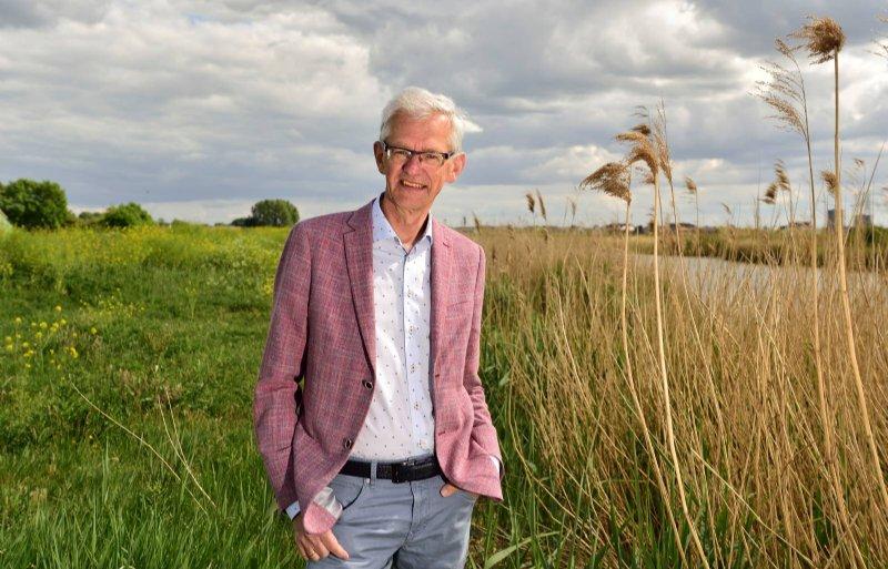 Krijn Poppe pleit voor bewustwording van de bodemvitaliteit.