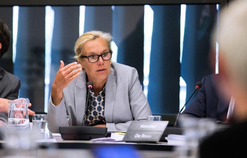 Minister Sigrid Kaag van Buitenlandse Zaken.