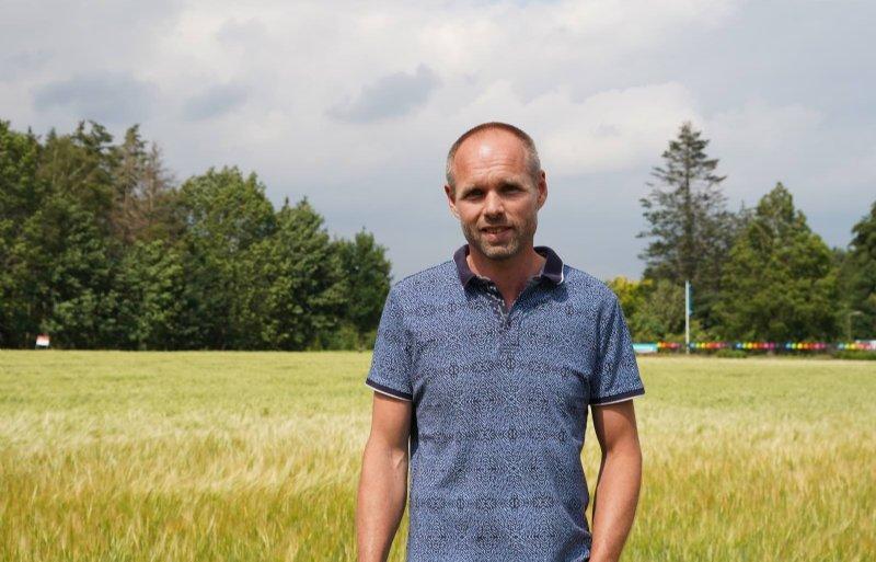 Jan Reinier de Jong: 'In de nacht is de stroommarkt in onbalans en beregen je voor een lage prijs.'