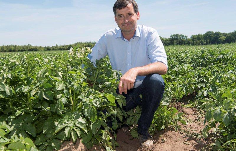 Jaap van Wenum: stikstofkunstmest is nodig voor een productieve landbouw.