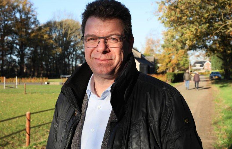 Jeroen Adams, onteigeningsspecialist bij NVM Agririsch en Landelijk. Foto: Jan Bogaerts