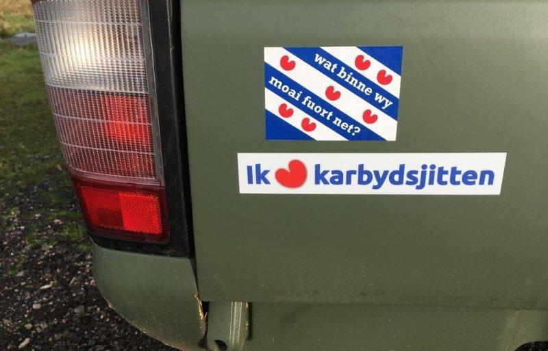 Stickers van FNP