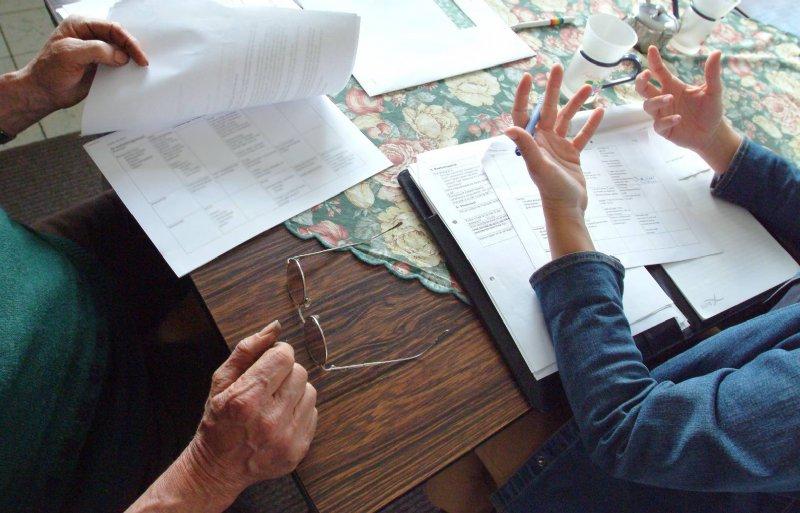 Aan de keukentafel worden veel gesprekken gevoerd. Niet alleen over zakelijke onderwerpen als een bedrijfsovername, maar ook over onzekerheden en emoties.