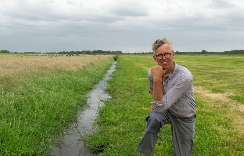 Sjoerd Miedema is de eerste melkveehouder met een verdienmodel voor CO2-vastlegging.