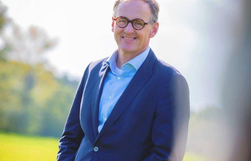 Steven van Westreenen, agrarisch adviseur