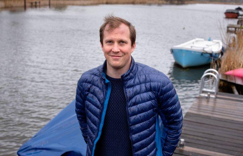 Koen van Swam van North Sea Farmers: 'We streven naar gemengde bedrijven.'