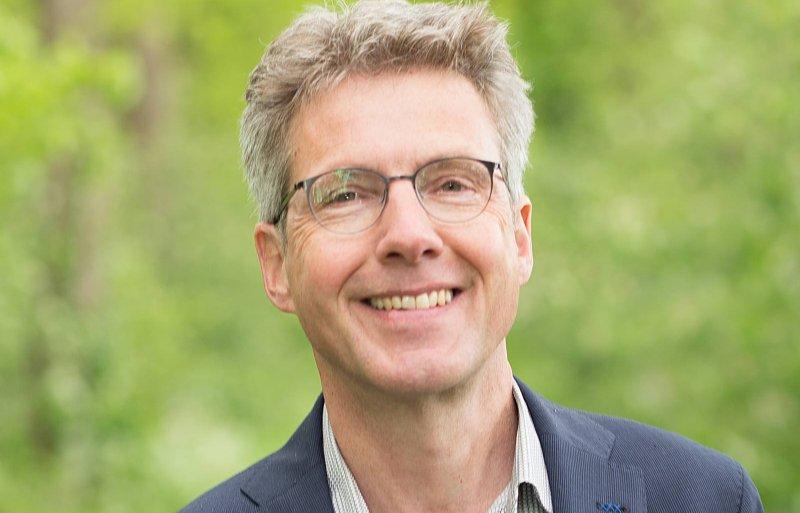 Joris Hogenboom, directeur Brabants Landschap.