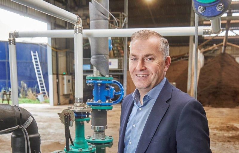 René Veldman, sectormanager varkenshouderij bij Rabobank