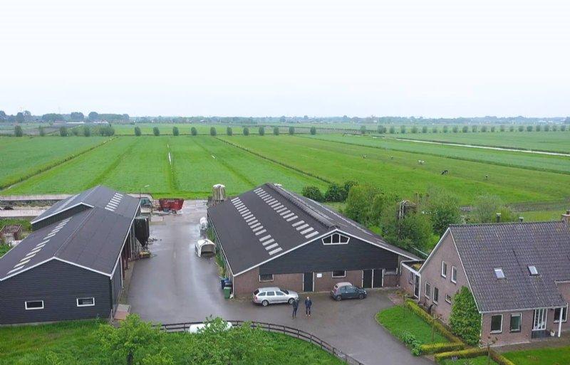 Piet en Marja van Rooijen beëindigen hun melkveehouderij.