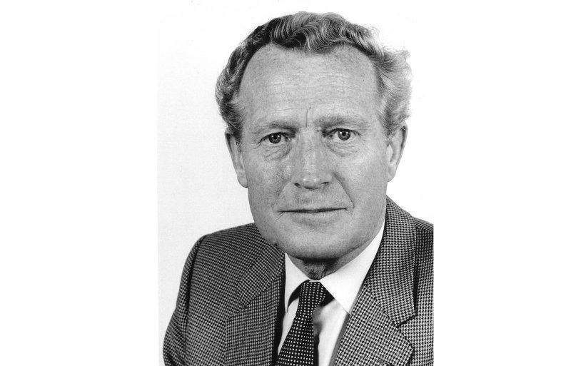 Joris Schouten, oud-landbouwbestuurder en senator.