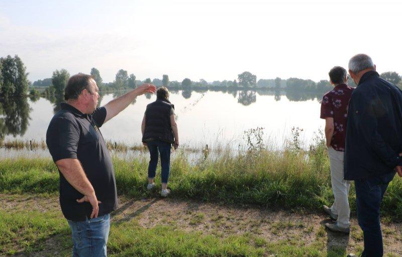 Pootgoedteler Ebben in Groeningen kent 1 miljoen euro schade.