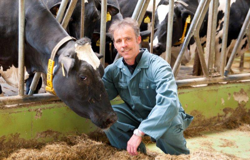 Onderzoeker Jan Dijkstra kent veel opties om de methaanuitstoot van koeien te verlagen.