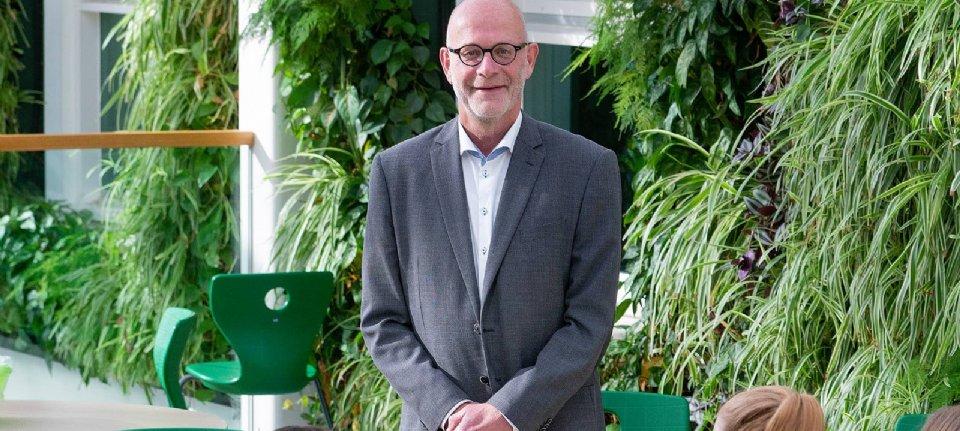 LTO interviewt Rien van Tilburg over toekomst groen onderwijs