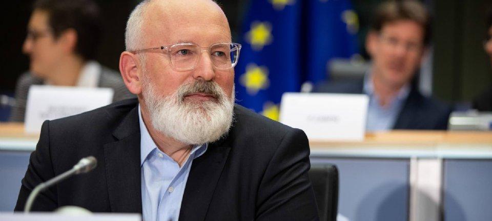 Timmermans: 'CO2-opslag moet agrarisch bedrijfsmodel worden' - NieuweOogst.nu